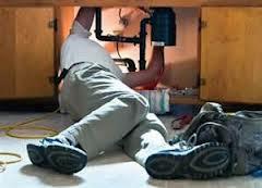 plumber sink fix